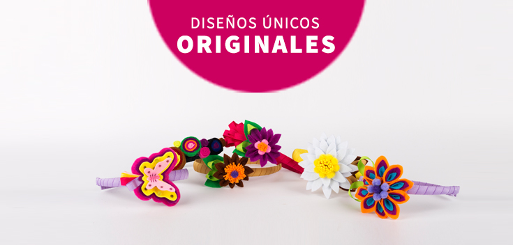 Diademas – 2018 (Diseños únicos y originales)