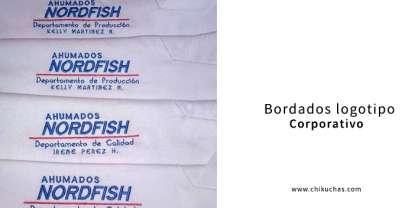 Bordados Logotipo corporativo