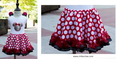 Skirt Minnie