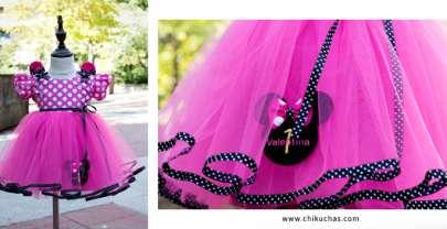Vestido de cumpleaños para niñas