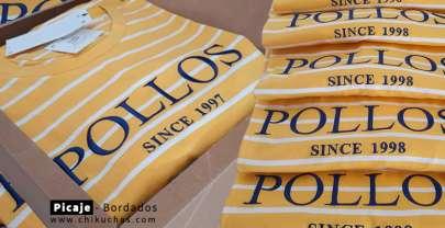 Polos bordados