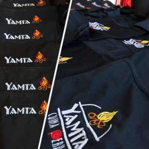 Bordados para uniformes de hosteleria