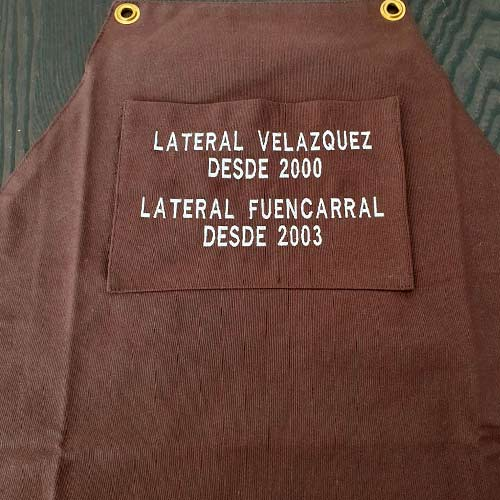 Delantales Bordados Personalizados