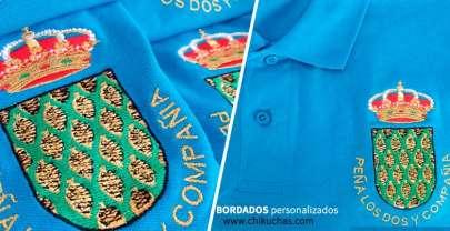 Bordados personalizados en Madrid