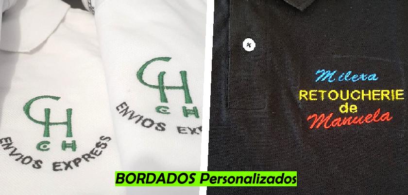 Servicios de bordados en Madrid