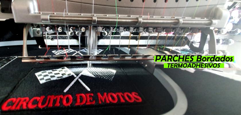 Parches bordados personalizados Madrid